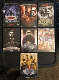 TNA Wrestling Bound for Glory DVDS 2005-2011 Baltimore, 21230