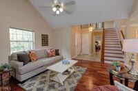 Separate apartment in beautiful HOUSE For rent 2BR 1BA Acworth