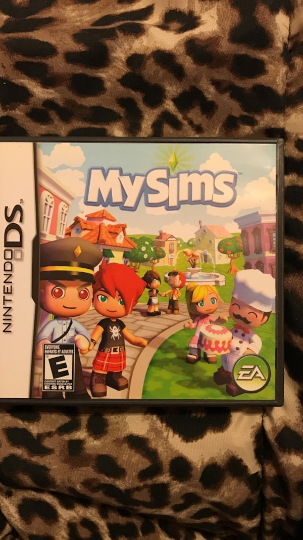 My Sims for Nintendo DS