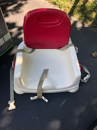 Baby table booster seat Purcellville, 20132