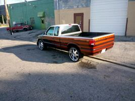 1999 Chevrolet S-10 (O)LS EXTENDED CAB