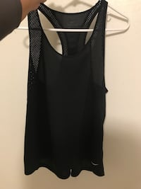 black and gray tank top 2235 mi