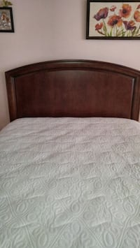 Double bed solid wood 544 km