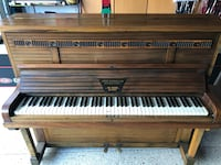 Antique piano over 100 yrs. $225 or best offer. Great furniture piece Chino Hills, 91709