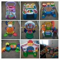 toddler's assorted toys Houston, 77075