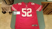 San Francisco 49ers Willis youth sz med jersey Halifax, B3S 1K3