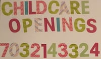 Childcare Openings! Annandale