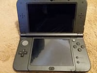 black Nintendo 3DS xl with charger Sperryville, 22740