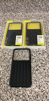iPhone XS Max tempered glass case $25 each  540 km