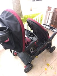 Baby Trend Sit 'N Stand Double Stroller  Hamilton, L8M