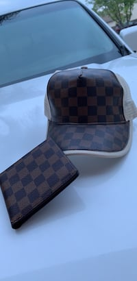 LV hat with wallet Tulare, 93274