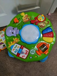 Leap Frog Baby Play Table Castro Valley, 94546