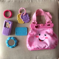 Laugh & Learn My Pretty Learning Purse