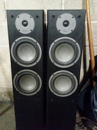 silver subwoofers