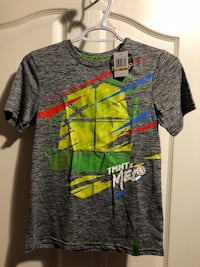 Boys gray/yellow TMNT Mel shirt London, N6C 4R3