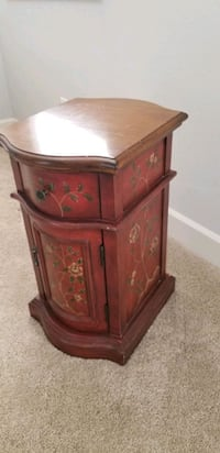 Darling Accent Table/Cabinet