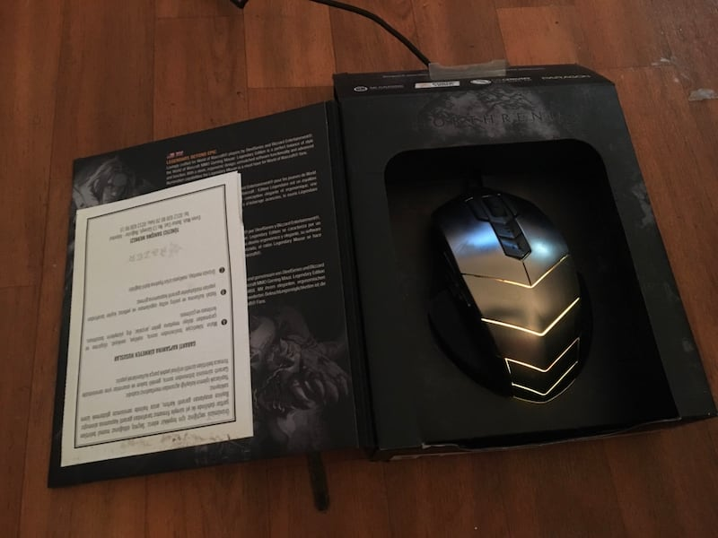 SteelSeries WoW edition gamer mouse fb471697-c960-4848-9041-13f6b7167de8