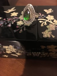 925 Silver Ring size 8 Port Coquitlam, V3B