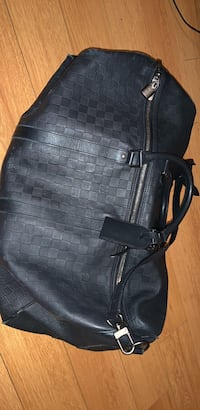 Louis Vuitton Leather  Damier Infini Keepall Onyx 55 Los Angeles, 90035