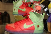 2019 Nike Sb Strawberry Coughs UNRELEASED RARE 100% AUTHENTIC