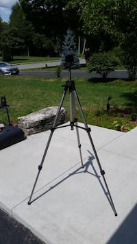 black and gray tripod stand Pickering