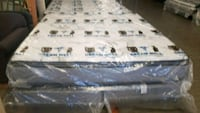 WOW!!BRAND NEW KING SIZE DOUBLE PILLOW TOP ORGANIC Fall River