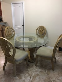 Dining Room Set ( 4 chairs, 1 table)  Wesley Chapel, 33543