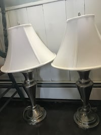 Brushed nickel Lamps Sykesville, 21784