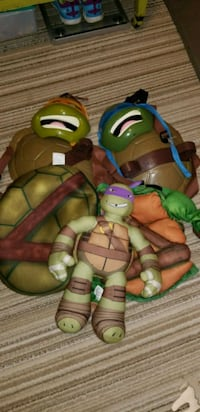 Ninja Turtles costumes Bowmanville, L1C 3K7