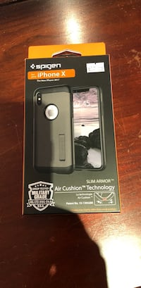 Spigeon iPhone X case box Vaughan, L4H 3E5