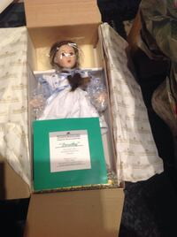 Wizard of Oz four piece set of porcelain dolls brand new in box with certificates. Danbury, 06811