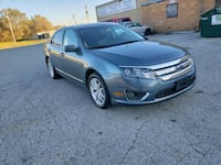 2012 Ford Fusion Des Moines