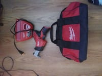 red and black life vest Surrey, V3T 4M4