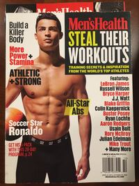 MENS HEALTH MAGAZINES Alexandria, 22310