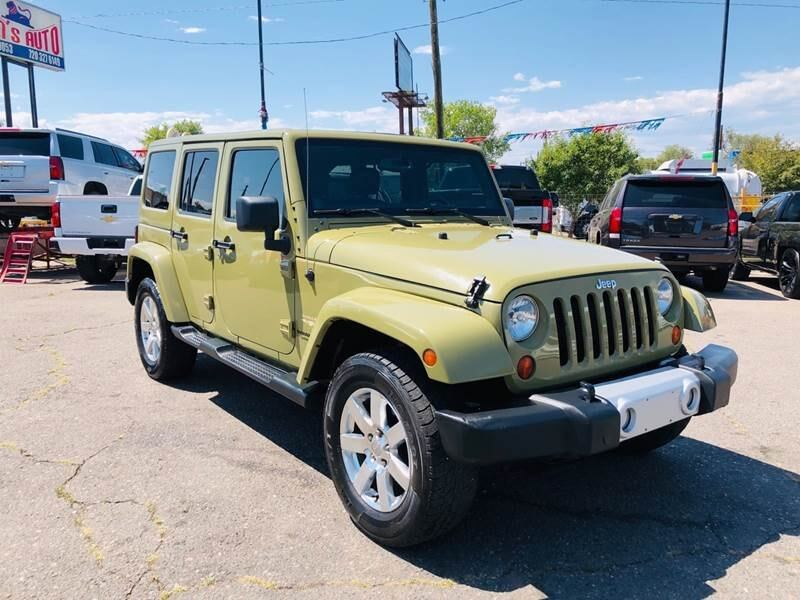 Jeep Wrangler Unlimited 2013 0