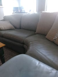 Natuzzi Leather Sectional Germantown, 20876