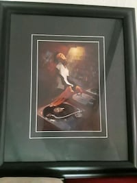 DJ Spinning - Print Art Picture Citrus Heights, 95621