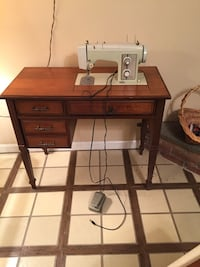 Singer Sewing Table / Desk
