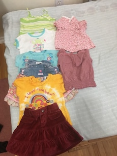girl's clothing lot