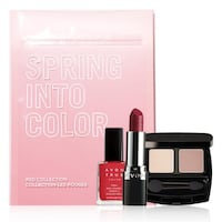 Avon Red Makeup Collection -Spring into Color  Belleville, 07109