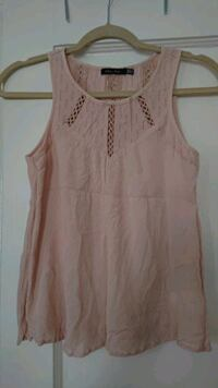 Cute light pink top size s  New York, 10023