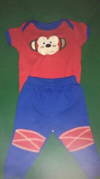 Baby boy outfit Sidney, 45365