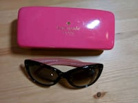 Kate Spade sunglasses with case New York, 10019