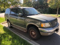 2001 Ford Expedition Charlotte
