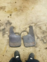 Mud flaps  Fort Saskatchewan
