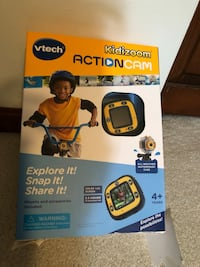 Vtech kidizoom action cam Canonsburg, 15317