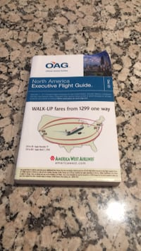 Executive Flight Guide from Dec 03 Los Angeles, 90049