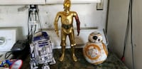 Star Wars custom painted droids Simi Valley, 93065