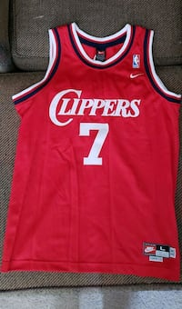 Youth L Lamar Odam Clippers jersey Upper Marlboro, 20774