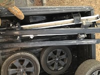 Running boards and rims and tires Jacksonville, 28547